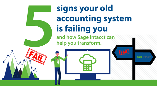 Old accounting system