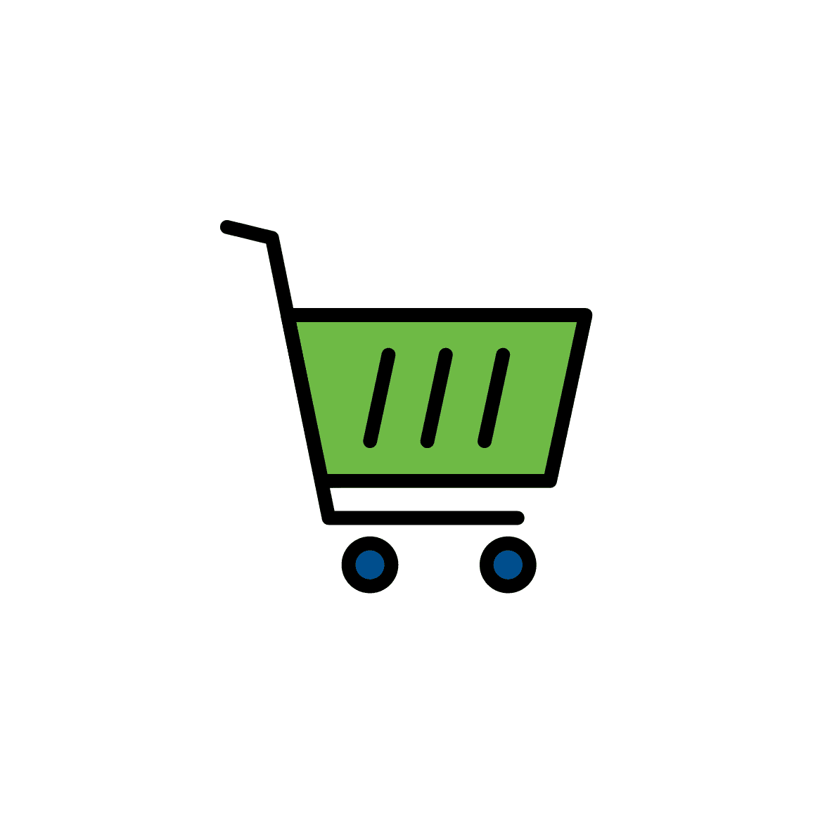 Shops, ecommerce, retail, high street
