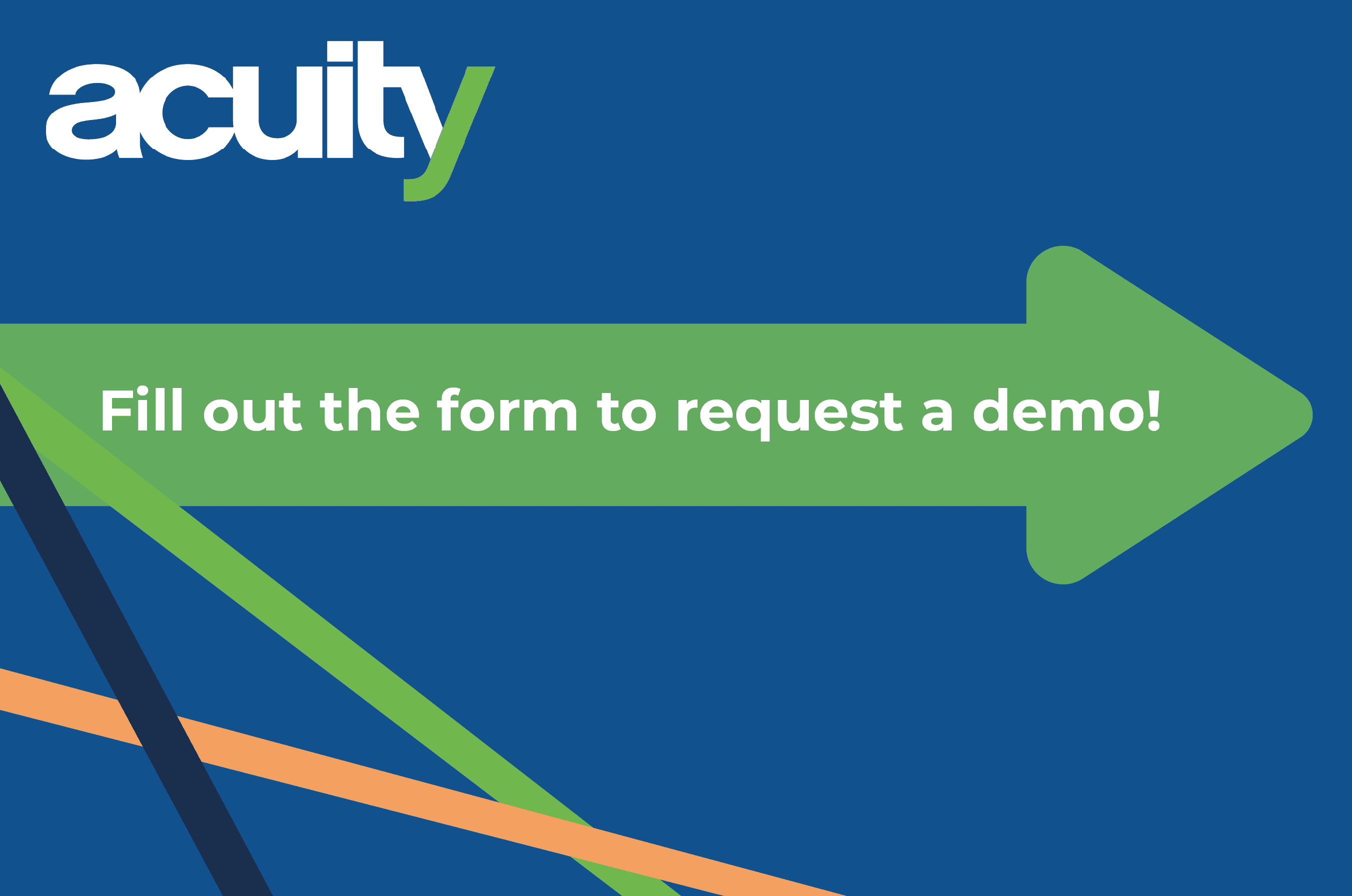 fill out the form to request a product demo