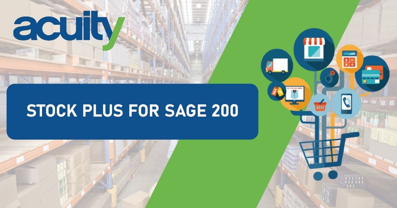 stock plus for sage 200