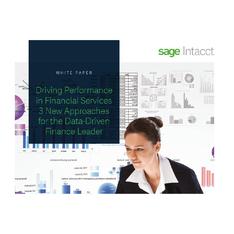 Driving Performance in Financial Services Whitepaper