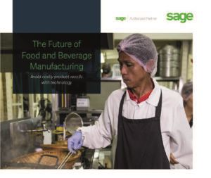 future of food and beverage ebook snippet