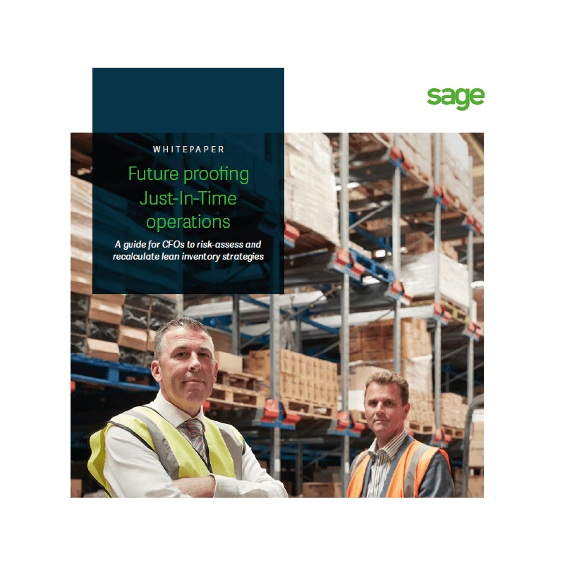 CFO guide to manufacturing
