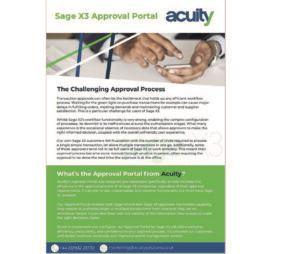 x3 approval portal snippet