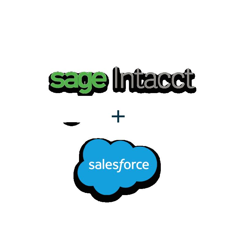 sage intacct & salesforce integration