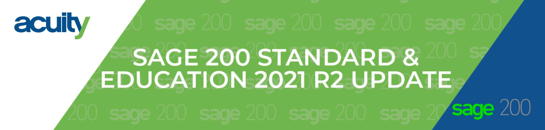 sage 200 standard