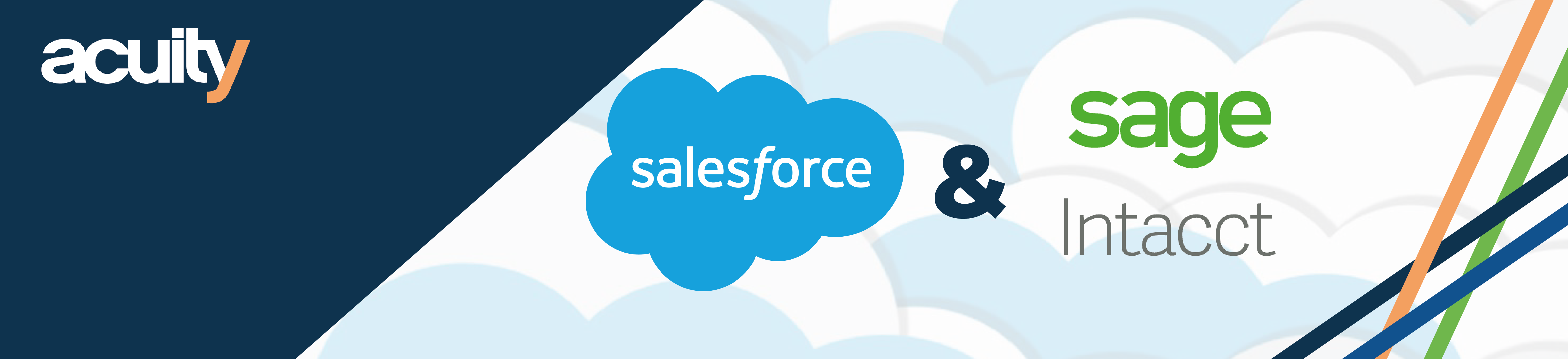 salesforce and sage intacct banner image